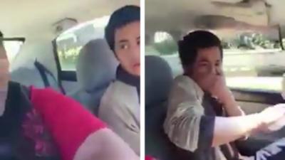 Un jeune homme va vraiment regretter d'avoir tenté de voler la voiture d'un membre d'un gang