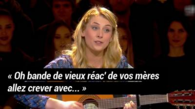 Laura Laune s'amuse à clasher Baffie et Ardisson en chanson