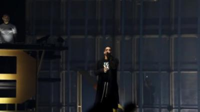 Quand Joey Starr impose aux spectateurs de lâcher leur téléphone pendant le concert