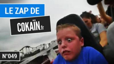 Le Zap de Cokaïn.fr n°049