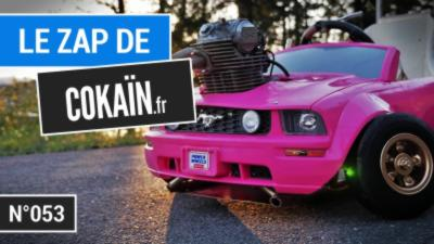 Le Zap de Cokaïn.fr n°053