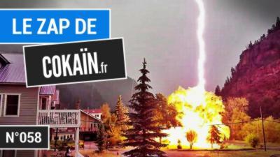 Le Zap de Cokaïn.fr n°058