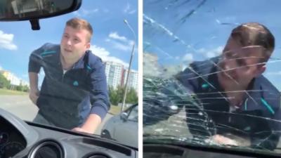 Un papa brise les vitres de la voiture de son ex-femme pour récupérer sa fille