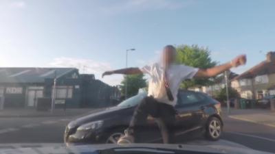 Une française se fait agresser par un automobiliste en Angleterre