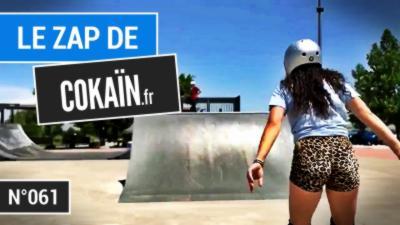 Le Zap de Cokaïn.fr n°061