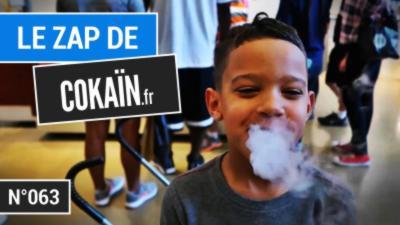 Le Zap de Cokaïn.fr n°063