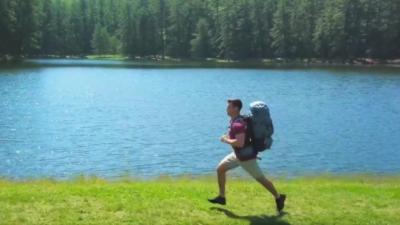 Le sac à dos flottant HoverGlide