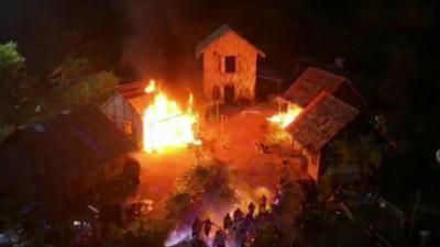 31 acteurs se retrouvent brûlés lors d'un accident sur un tournage