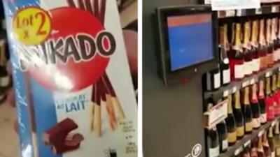 Un client découvre une arnaque sur un lot de 2 boîtes de Mikado chez E.Leclerc