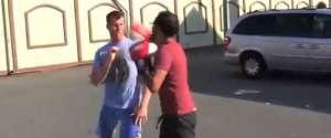 Comment gagner un combat de rue assez facilement ?