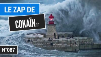 Le Zap de Cokaïn.fr n°087