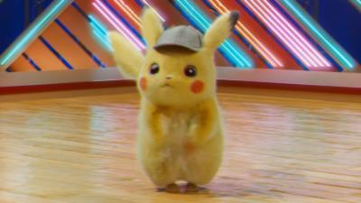 Le film Détective Pikachu est en entier sur YouTube