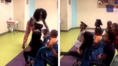 Un enfant dit à sa maîtresse de « fermer sa gueule »