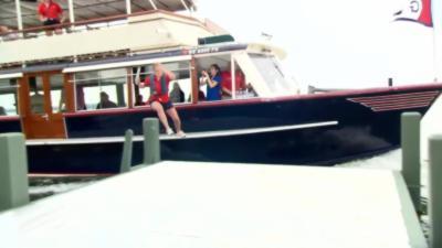 Facteur-sauteur sur bateau : Le meilleur job d'été qui existe