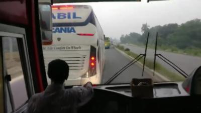 Ne jamais prendre le bus au Bangladesh