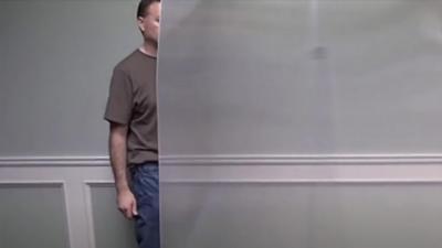 Le premier écran d'invisibilité capable de faire disparaître des objets