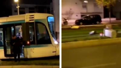 Un chauffeur de la RATP non gréviste se fait agresser verbalement par ses collègues grévistes