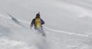Un Backflip pendant une avalanche